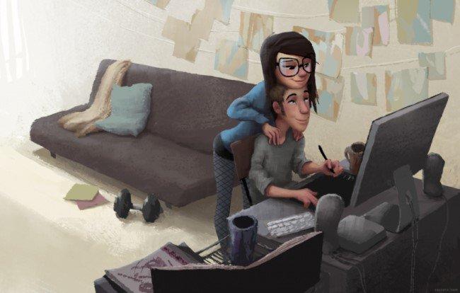 ilustraciones amor (10)