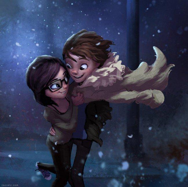 ilustraciones amor (7)