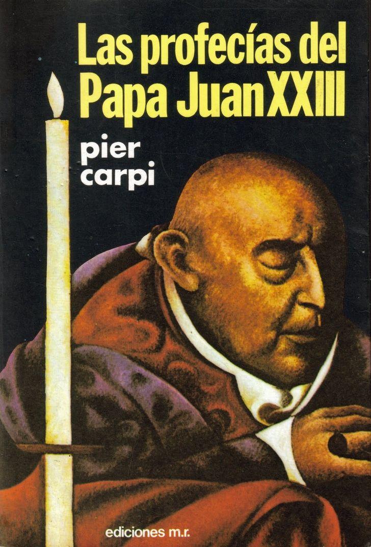 las profecias del papa Juan XXII