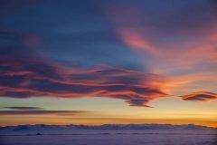 La máquina extraterrestre en la Antártida