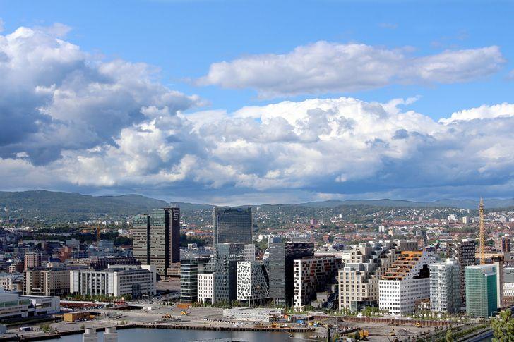 oslo noruega panoramica