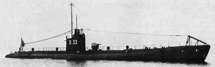 submarino RO-33
