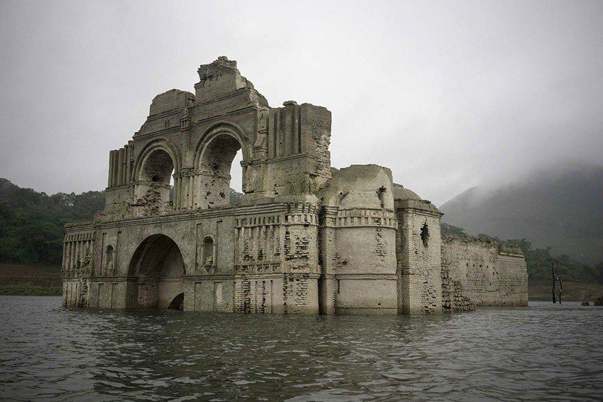 templo de santiago chiapas quechula (1)