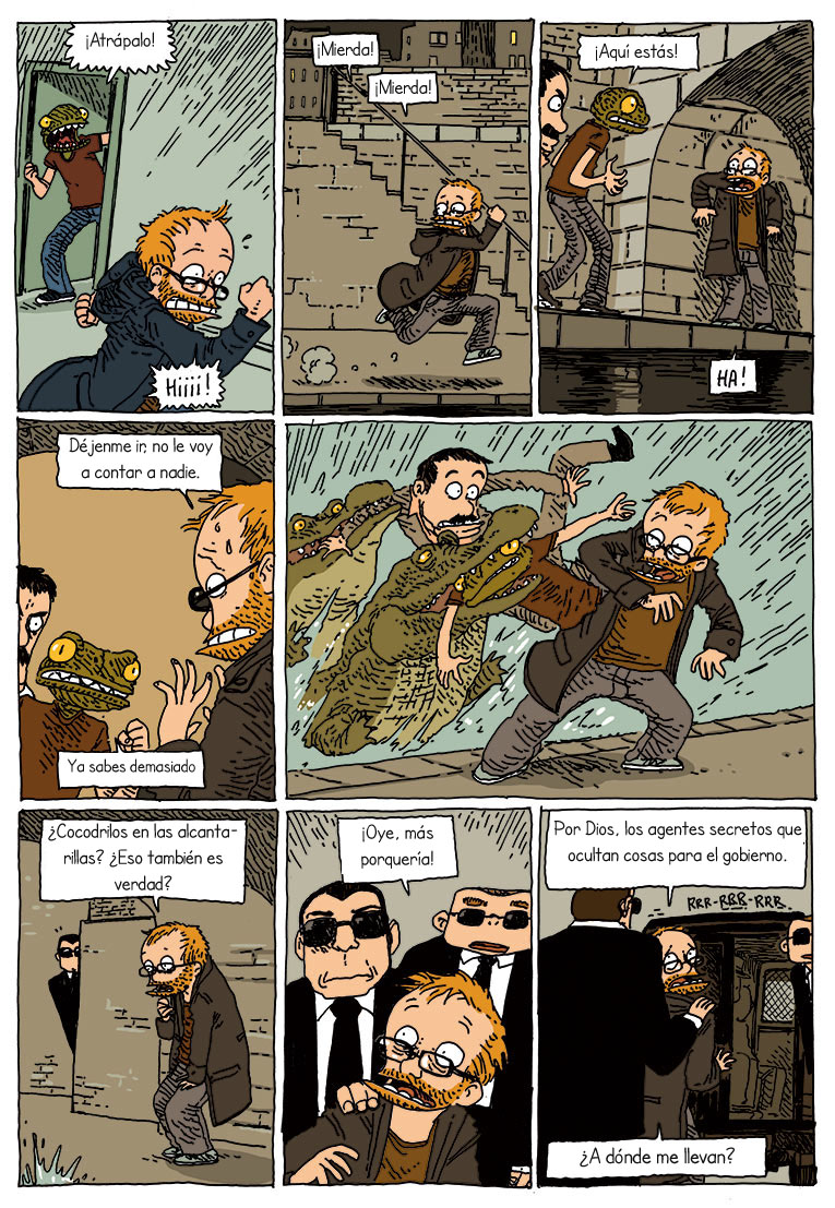 tira comica Internet 2