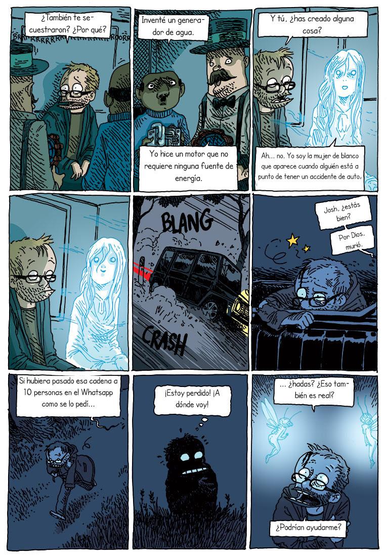 tira comica Internet 3
