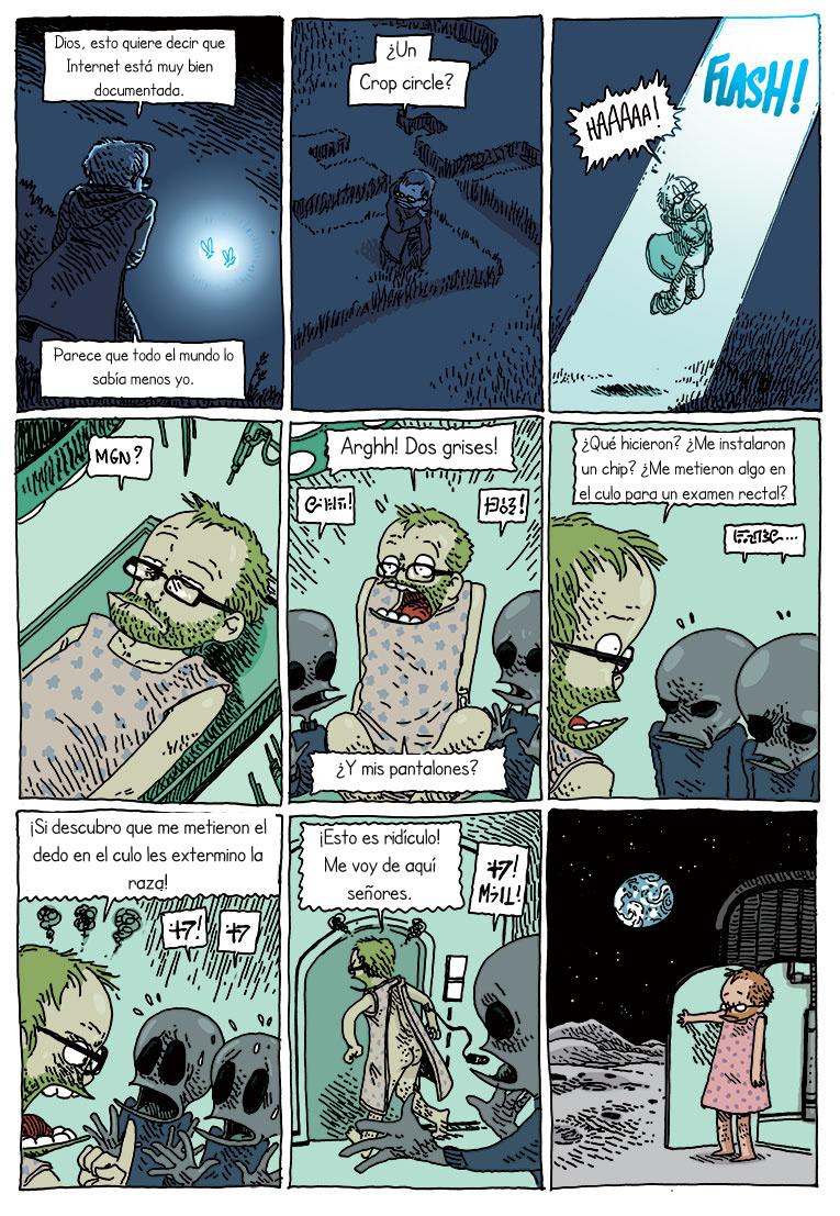 tira comica Internet 4