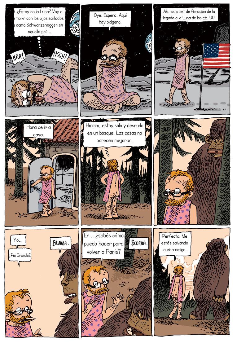 tira comica Internet 5