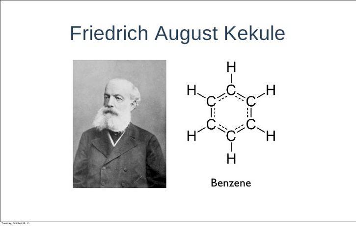 August Kekulé beceno