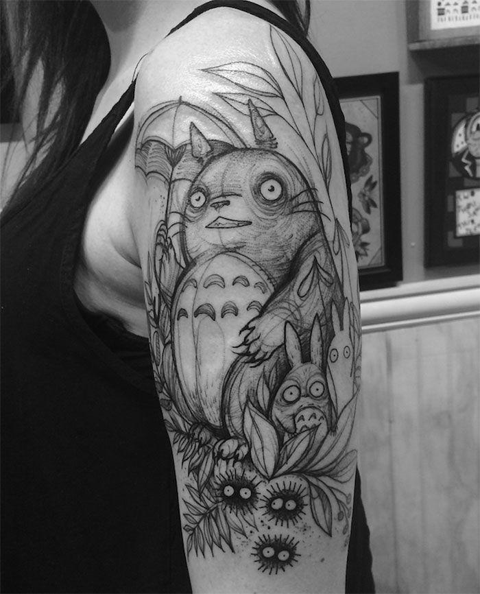 Nomi Chi tatuajes lapiz (1)