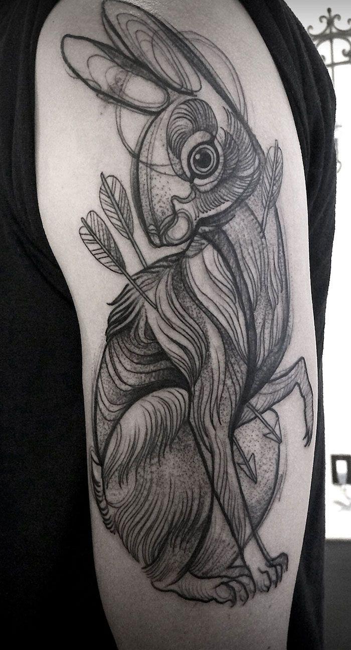 Nomi Chi tatuajes lapiz (21)