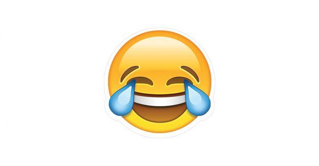 emoji llorando
