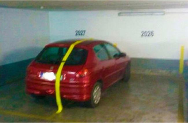 estacionaste en el lugar equivocado (2)