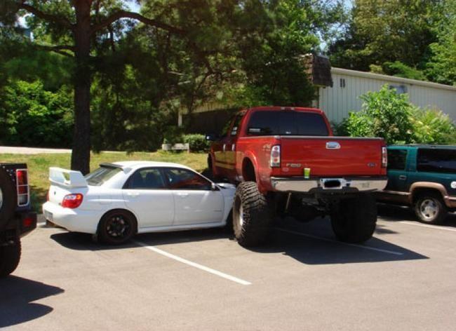 estacionaste en el lugar equivocado (337)