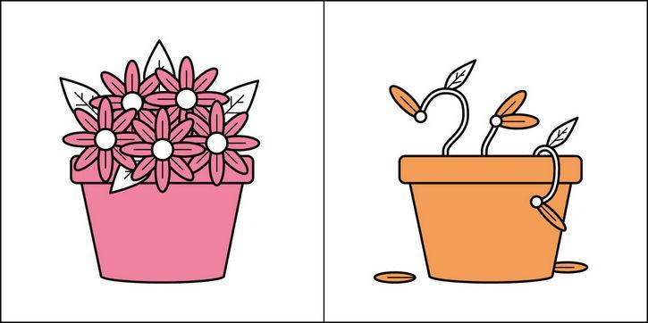 ilustraciones dos tipos personas mundo (17)