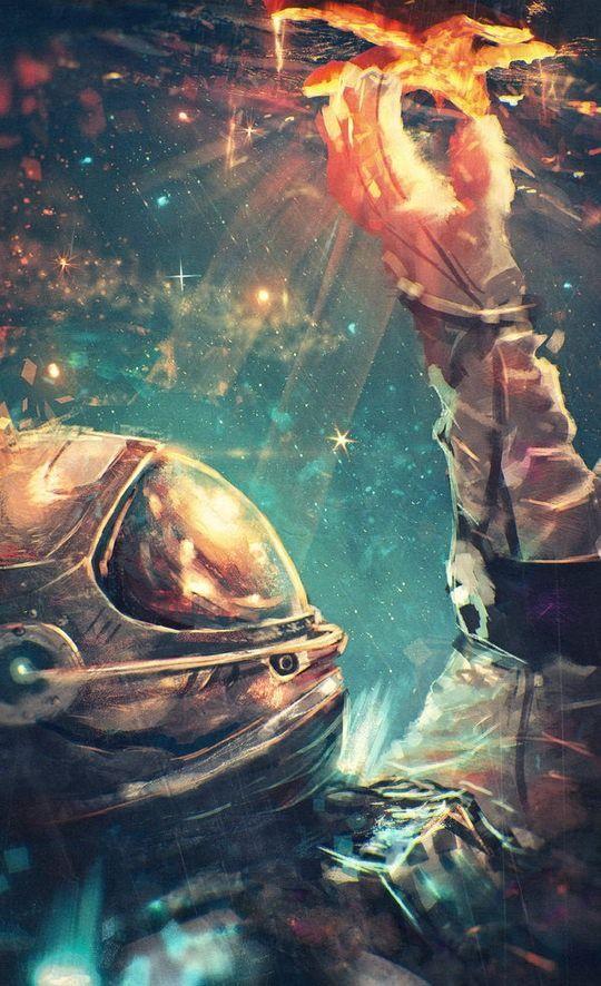 Sylar113 ilustración