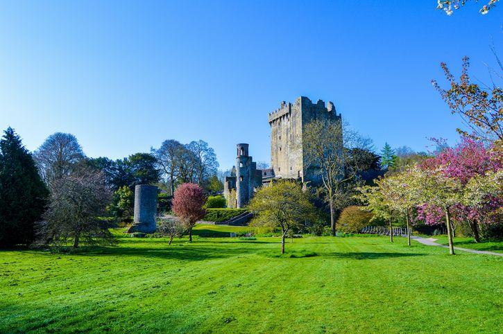 irlanda castillo