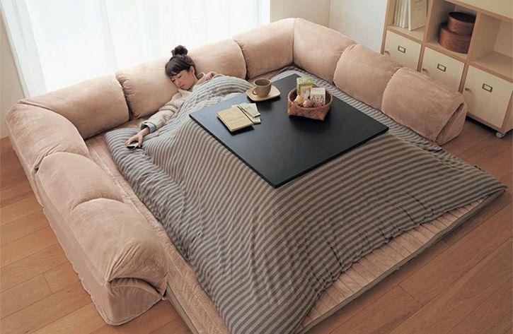 kotatsu japon cama (3)
