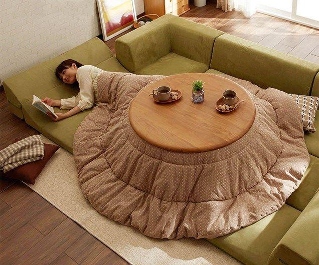kotatsu japon cama (4)