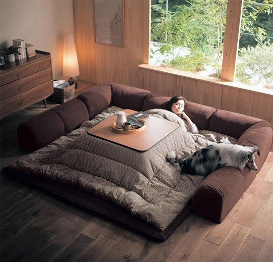 kotatsu japon cama (5)