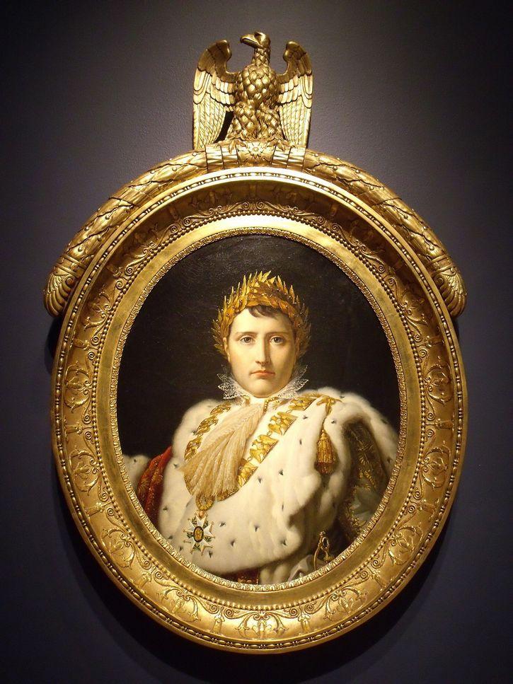 napoleon retrato
