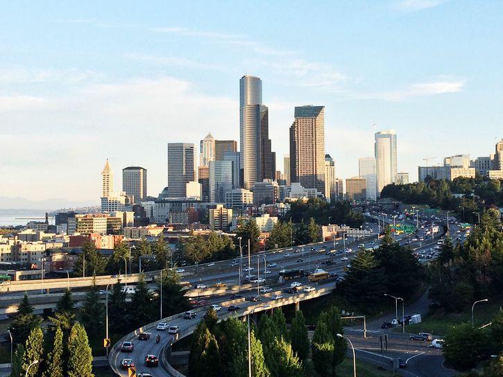 prosperidad ciudad moderna