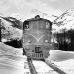 Épica construcción del ferrocarril Baikal-Amur (BAM)