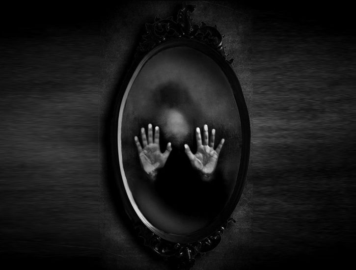Miedo a los espejos creepypasta marcianos for Espejo que no invierte la imagen