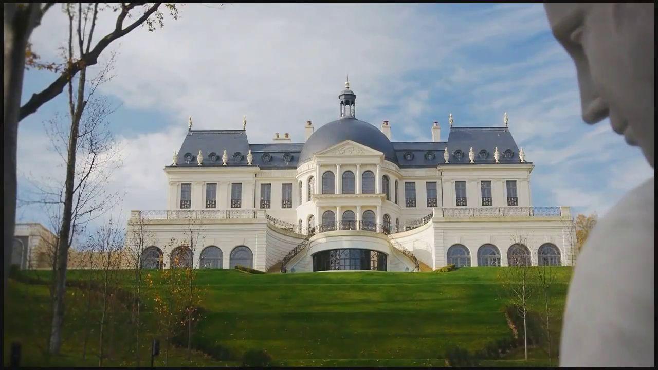 Château Louis XIV mansion Paris (11)