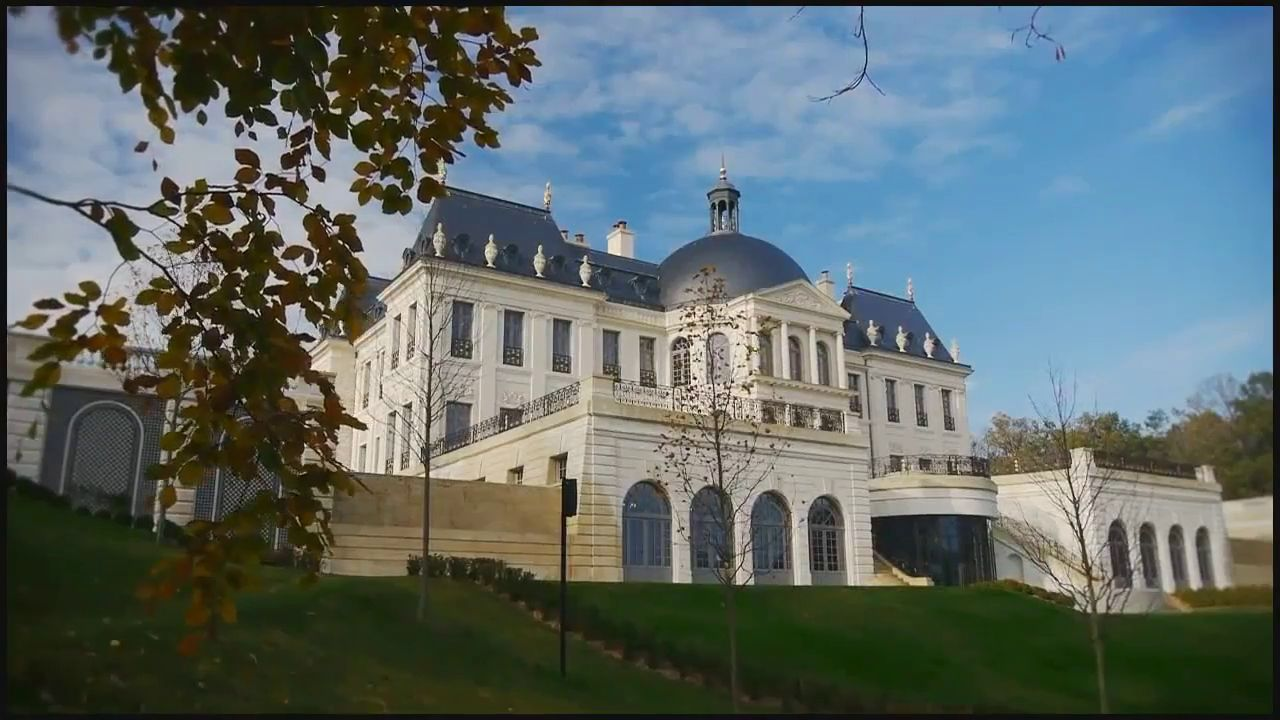 Château Louis XIV mansion Paris (15)
