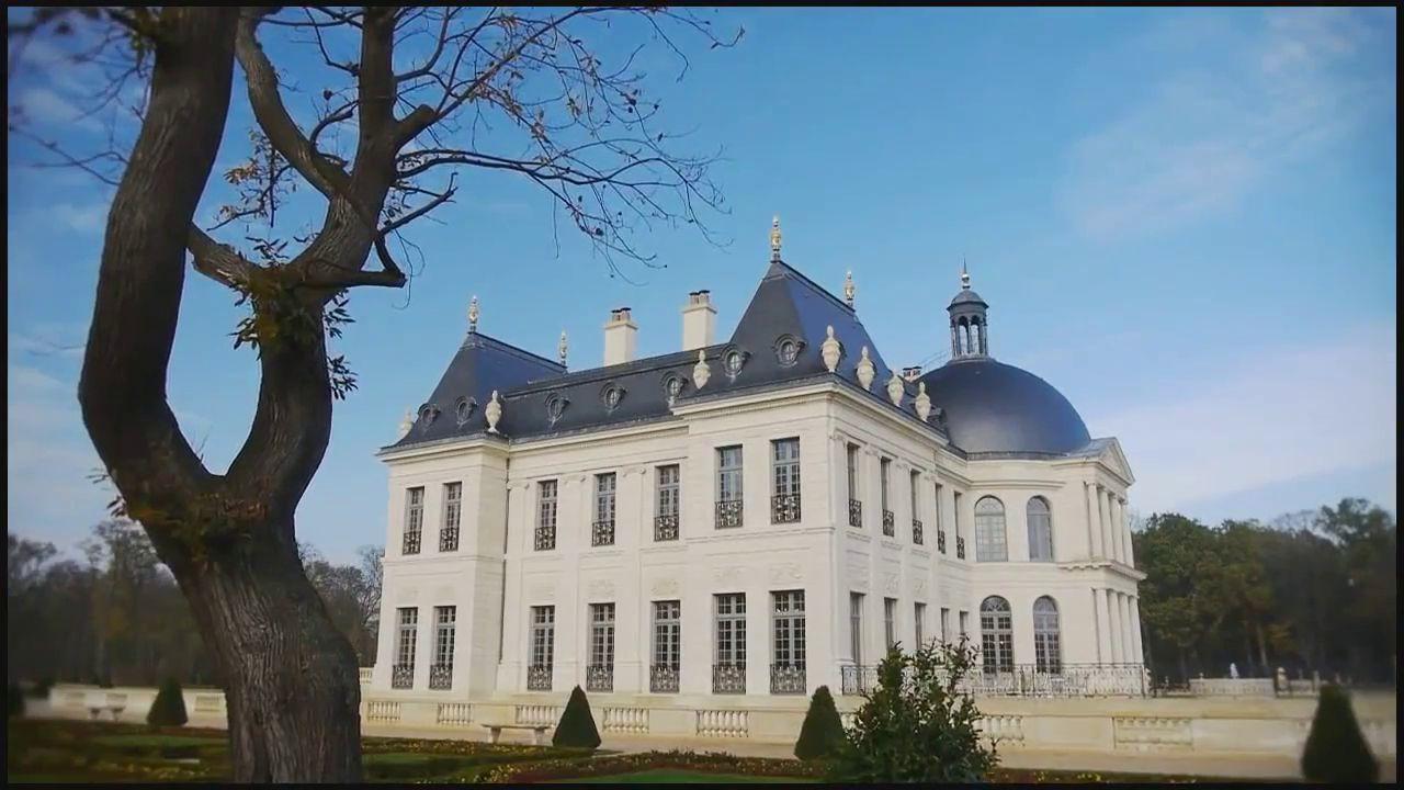 Château Louis XIV mansion Paris (16)