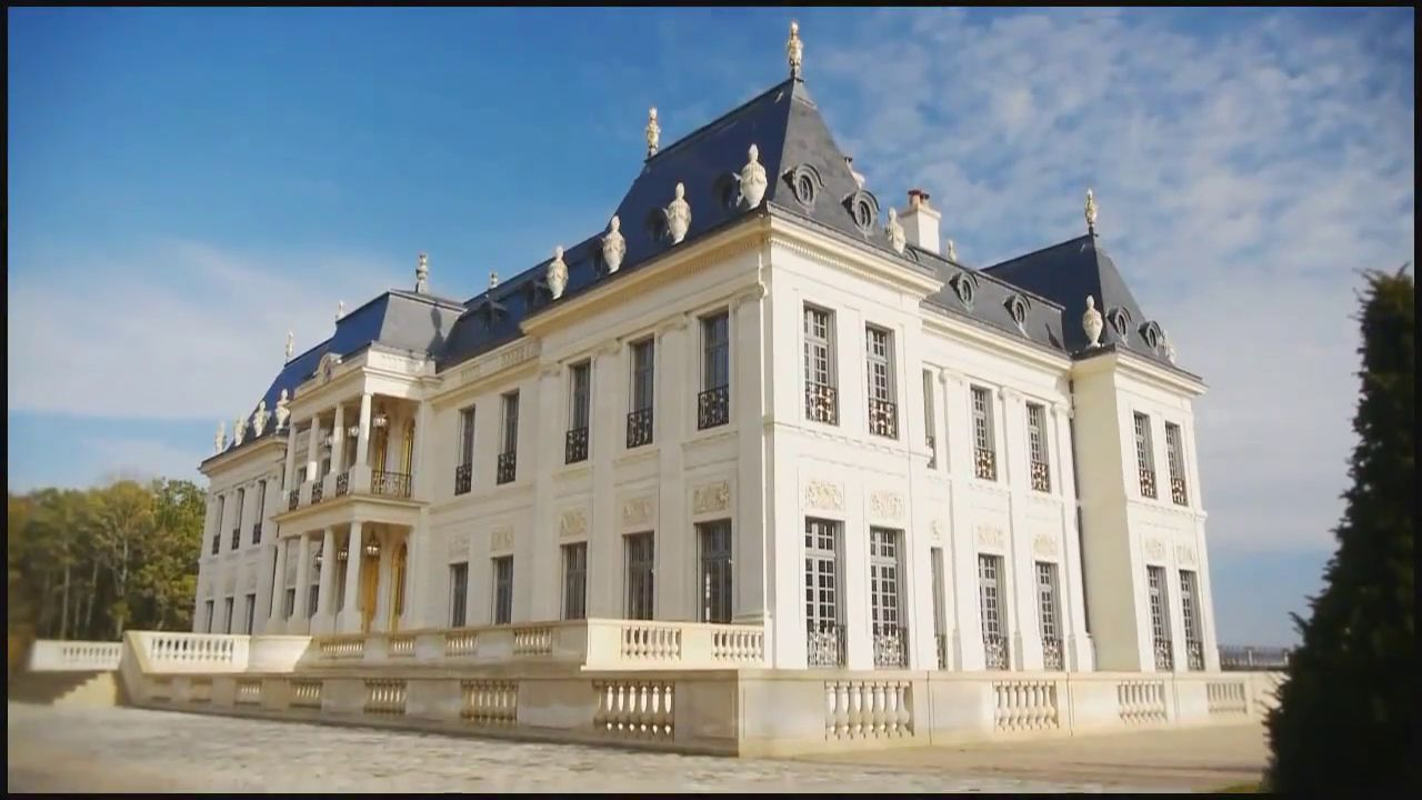 Château Louis XIV mansion Paris (17)
