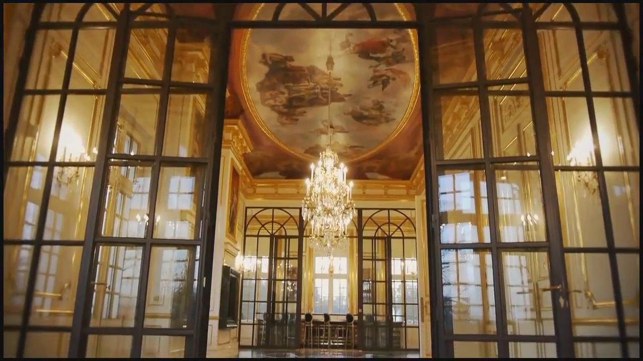 Château Louis XIV mansion Paris (2)