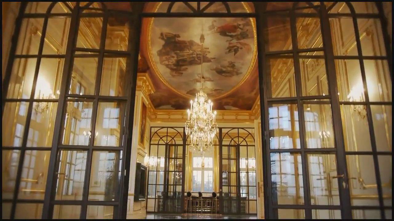 Château Louis XIV mansion Paris (2)