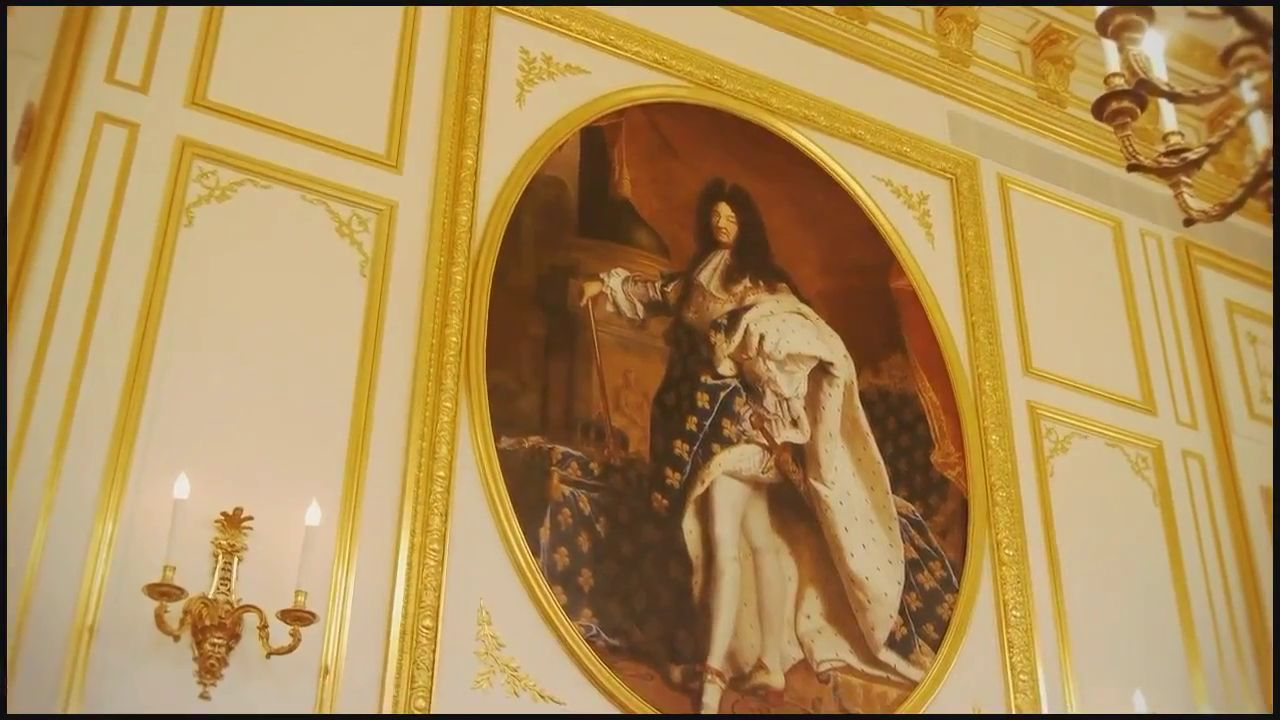 Château Louis XIV mansion Paris (4)