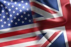Las diferencias entre inglés británico y estadounidense