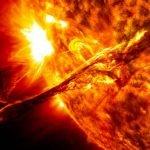 El Sol es capaz de producir erupciones catastróficas