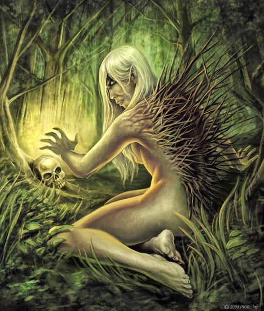 huldra mitologia escandinavia (3)