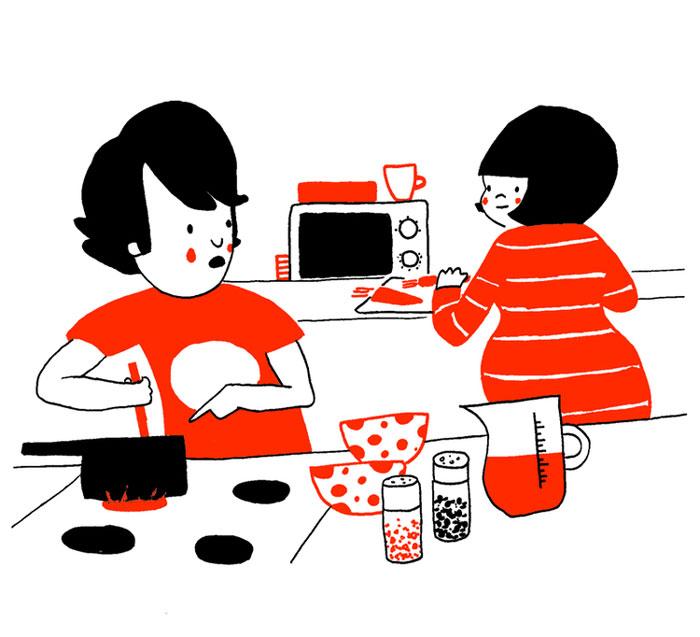 ilustraciones pareja felicidad (1)