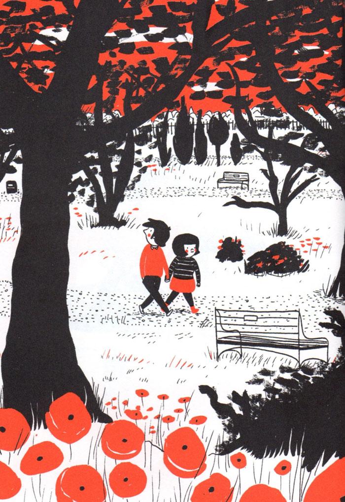 ilustraciones pareja felicidad (10)