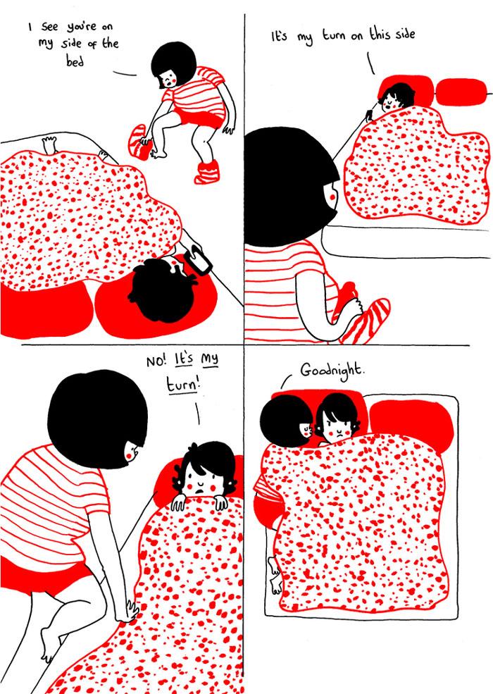ilustraciones pareja felicidad (11)
