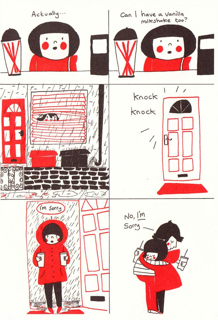 ilustraciones pareja felicidad (17)