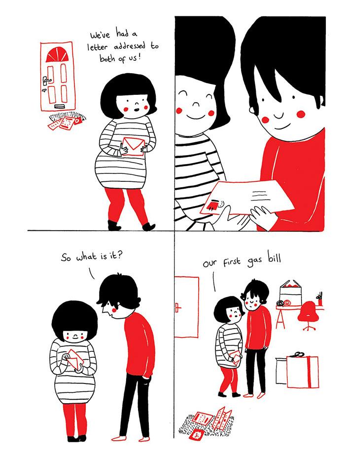 ilustraciones pareja felicidad (19)