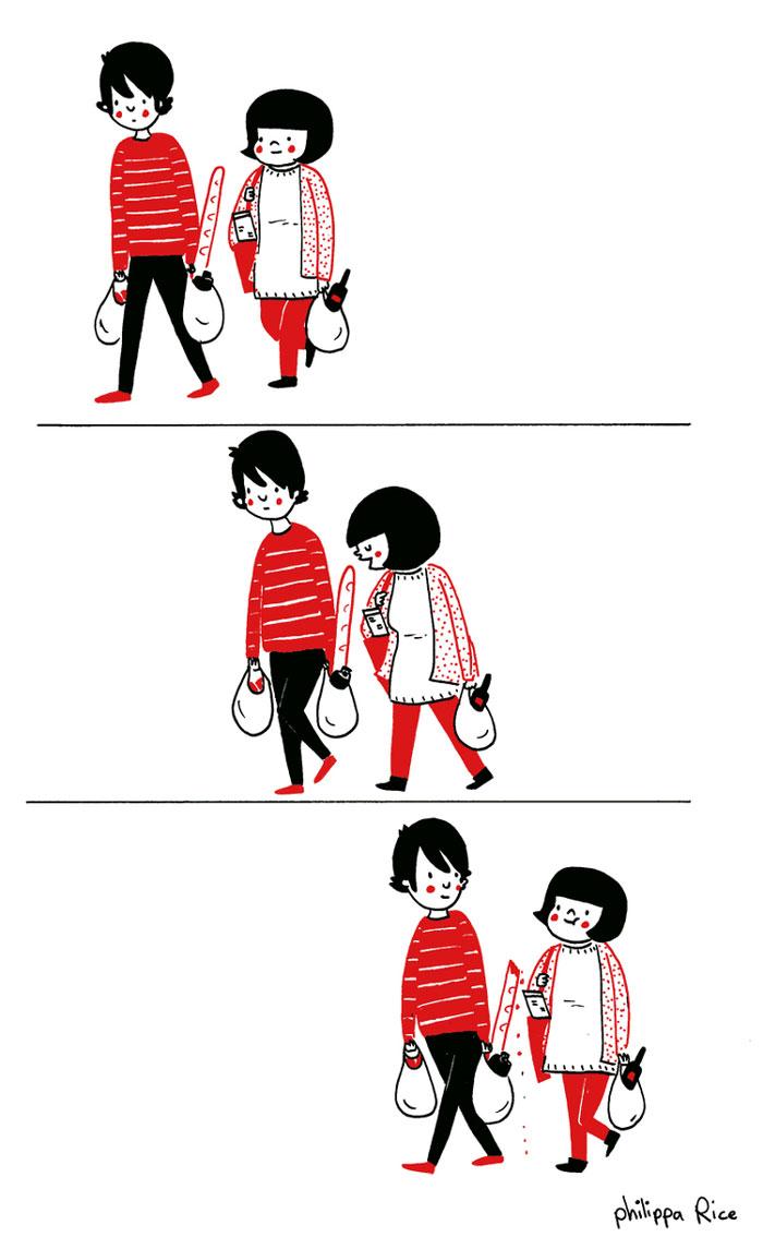 ilustraciones pareja felicidad (20)