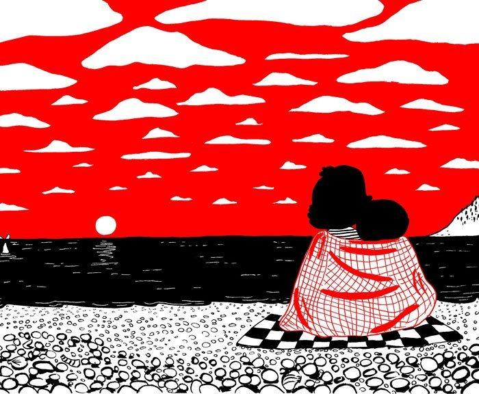 ilustraciones pareja felicidad (6)