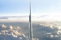 Jeddah Tower, el edificio más alto del mundo con 1 km