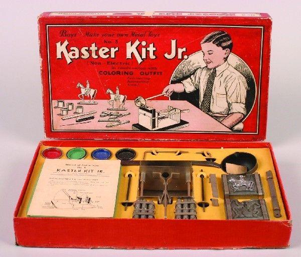 kaster kit