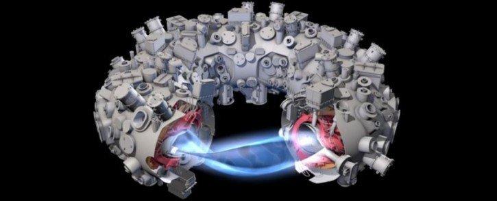 maquina de fusion nuclear