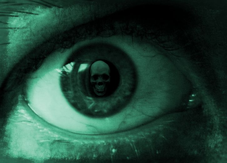 muerte en la mirada
