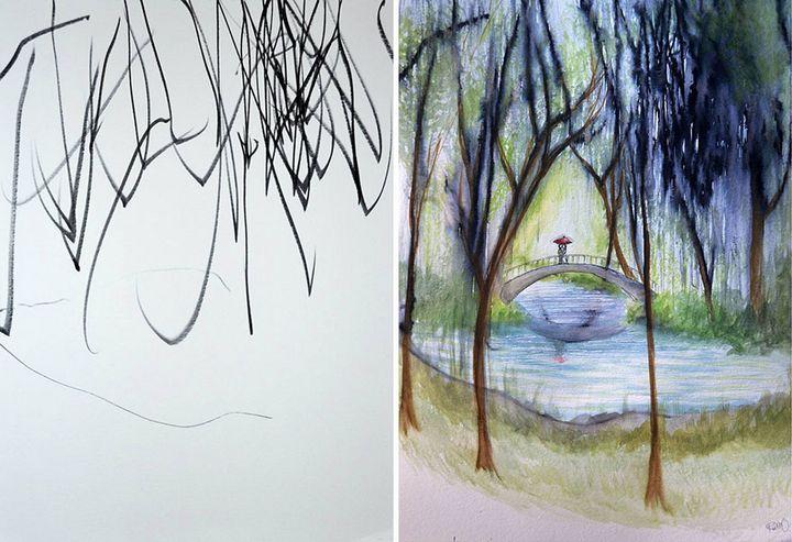 pinturas desde garabatos (3)