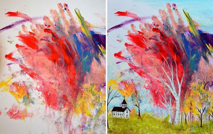 pinturas desde garabatos (8)